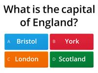 Name that capital, country, continent and ocean...