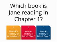 Jane Eyre volume 1 quiz