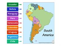 South American Spanish speaking countries