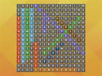 Bronze age Wordsearch