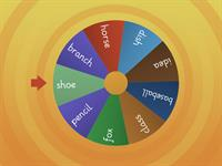 Noun Spinning Wheel