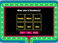 3-6. What color is it?  (quiz show)