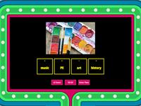 gameshow quiz school subjects