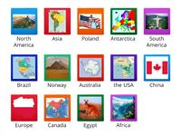 Brainy 5. Unit 1. Countries and continents