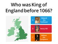 1066 Revision (up to the Battle of Hastings)