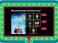 Disney Movie Trivia