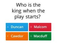 macbeth act 1 quiz