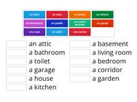 Y9 La casa keywords pairing