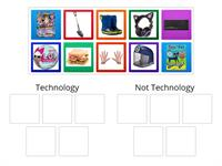 Is it Technology? Picture Sort