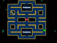 Synonyms & Antonyms Maze Challenge