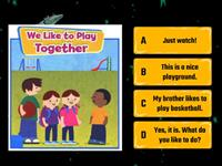 We Like to Play Together (Quiz)