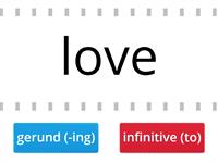 gerund or infinitive after these verbs? Gateway B2_unit 1