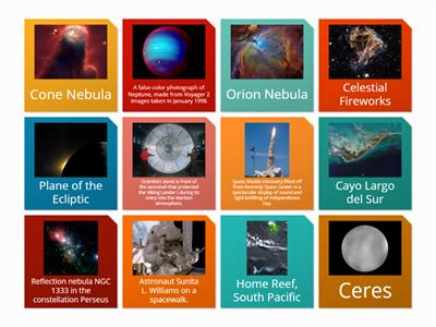 NASA Random Choice of Images