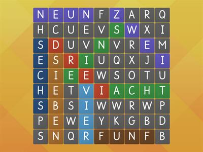 number wordsearch