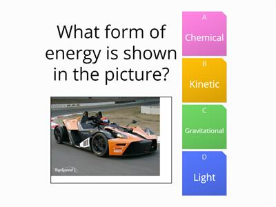 Forms of energy - RSW