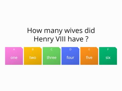 Wives Quiz
