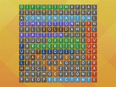 fire state diffusion word search