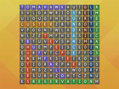 Native American Wordsearch1