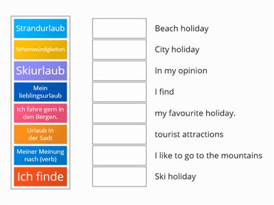 holiday vocab find words in the text activity.