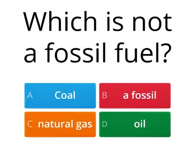 fossil fuels clever clicks