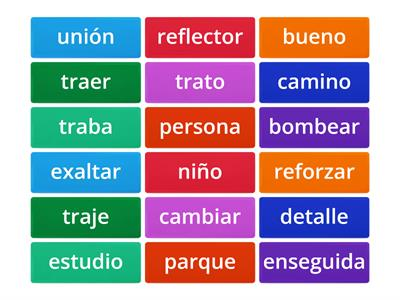 Random Spanish Words