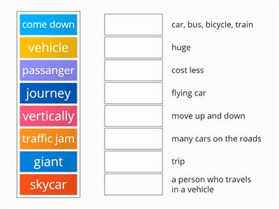 skycar mixed definitions