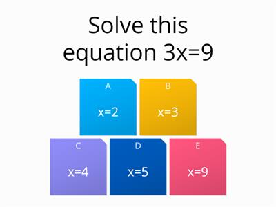 equations quiz year 8 quiz
