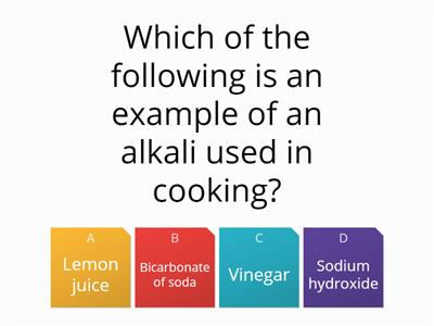 Wordwall acids and alkalis