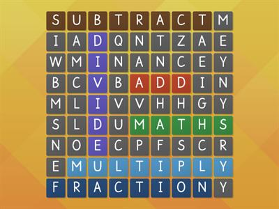 Wordsearch simple