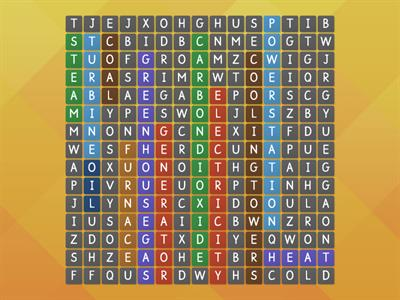 power stations word search