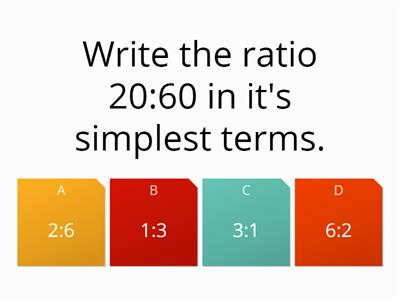 ratio review
