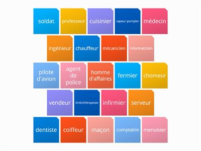 jobs in French