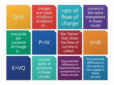 p2_electricty circuits & equations