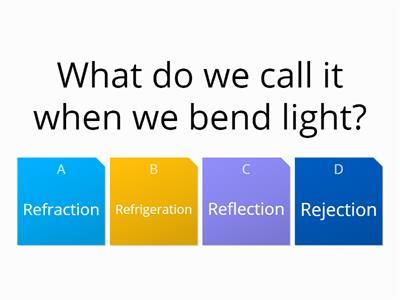 Revision Quiz-light