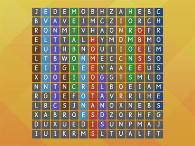 wordsearch key word