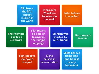 10 facts about Sikhism