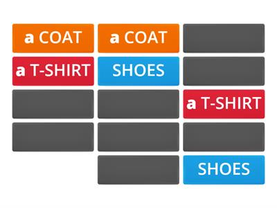 We Can 3 / Unit 2 :Things we Wear / lesson 3 : Words in Actions2