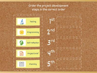 grade 5(Project development life cycle)Ayah Bassam