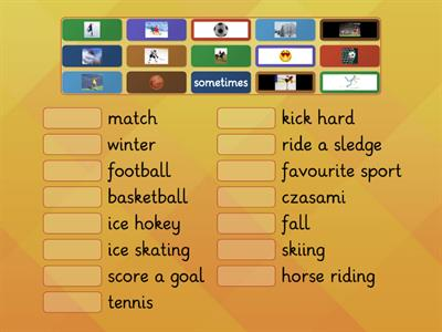 class 2 sports revision