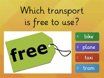 Transport QUIZ