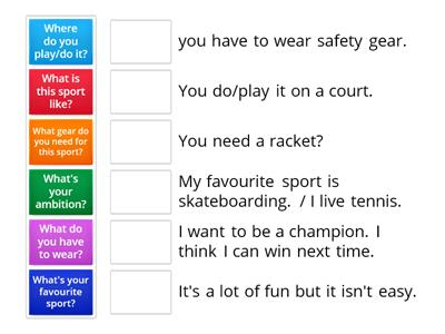 class 5 unit7c sports rules
