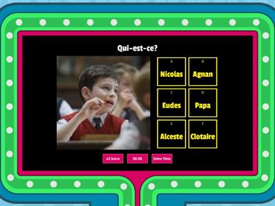 Copy of Le Petit Nicolas: Le Grand Quiz