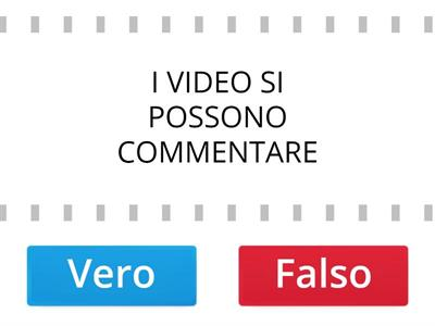 TUTTO SU YOUTUBE