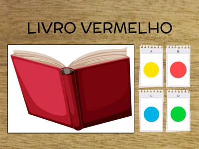 Semana do Livro - Relacione as cores