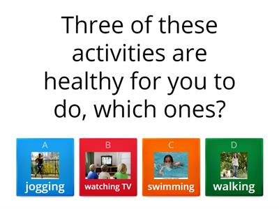 Y2. Healthy Living Knowledge