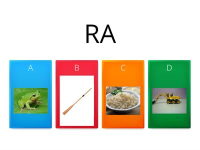 Copy of RA RE RI RO RU -QUIZ