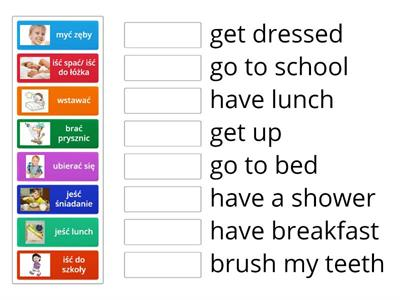 Bugs team 3 Unit 4 lesson 1 daily routines