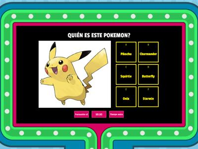 CONCURSO Pokemon