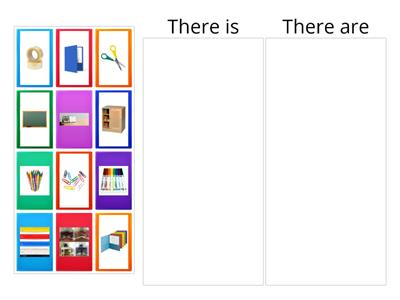 There is/There are-L2-School Objects