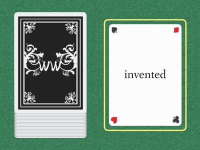 Wilson 3.5 Word Cards